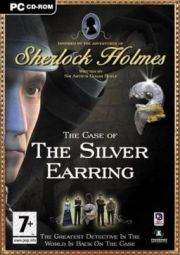 Обложка игры Adventures of Sherlock Holmes: The Silver Earring