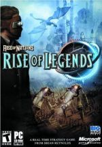 Обложка игры Rise of Nations: Rise of Legends