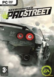 Обложка игры Need for Speed: ProStreet