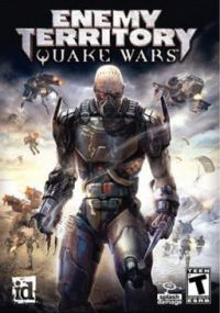 Обложка игры Enemy Territory: Quake Wars