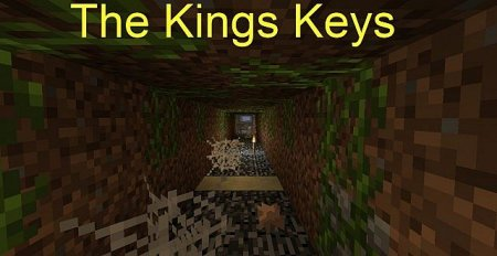 Скачат Карту The Kings Keys для Minecraft 1.6.4
