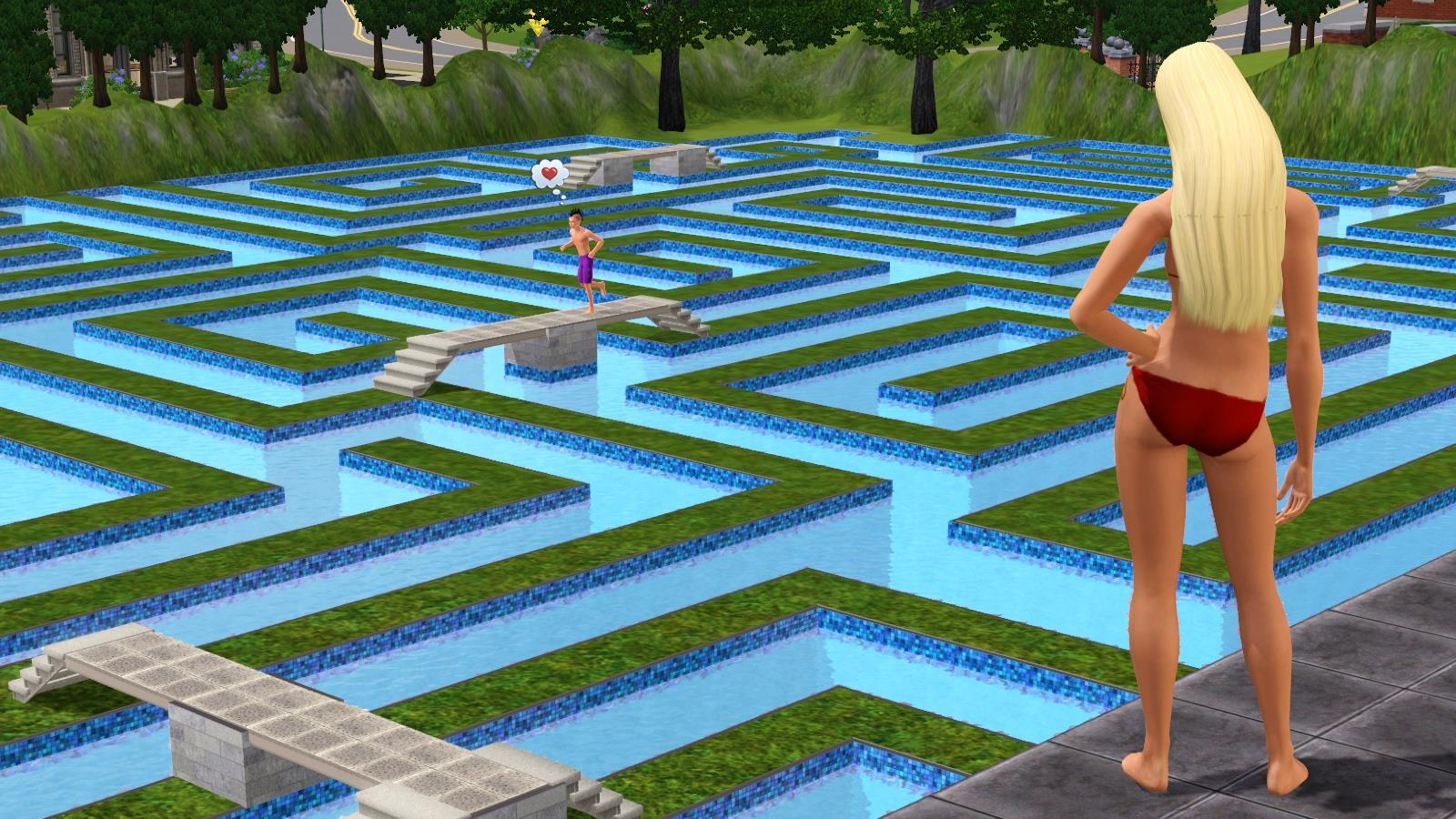 Sims x rated mod nudes movie