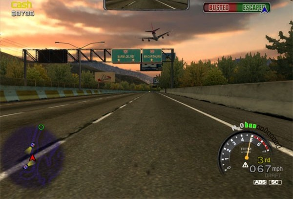 Street Racing Syndicate Снимок из игры